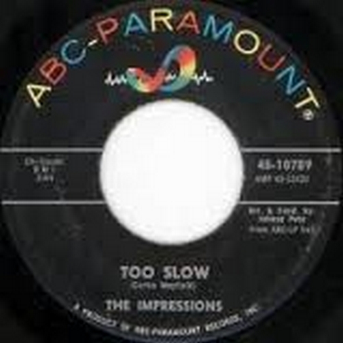 1966 : Single SP ABC Paramount Records 10789 [ US ]