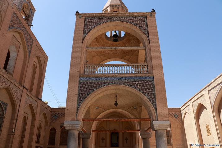 La cathédrale arménienne Vank
