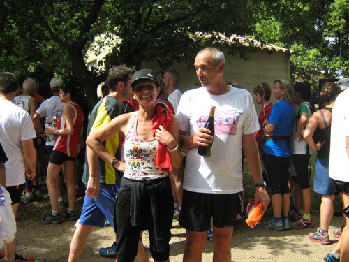 Trail de Saint Victor-la-coste 2013