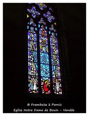 Bouin, Eglise Notre Dame