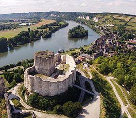 Image illustrative de l'article Château Gaillard (Les Andelys)