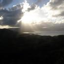 Eclats de soleil depuis les hauteurs - Photo : Bobnad