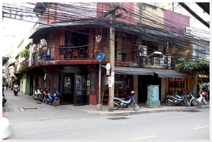 Photos de Thaïlande. Court séjour à Bangkok