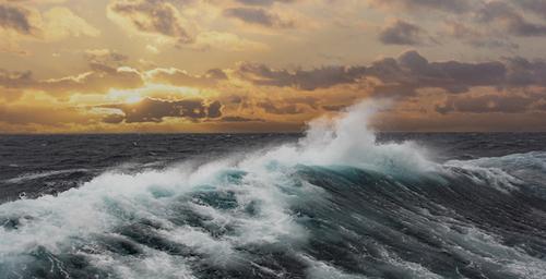 Un miracle sur la mer...