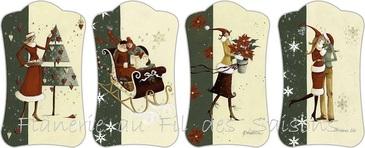Cartonnettes Préparons Noël !