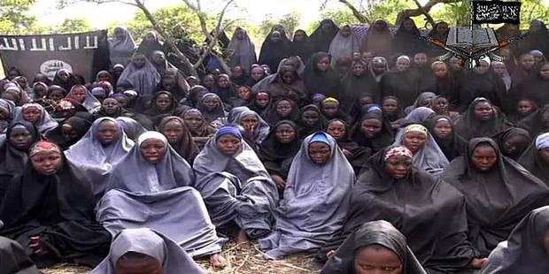 """Les femmes et jeunes filles enlevées par Boko Haram utilisées """"sur la ligne de front"""