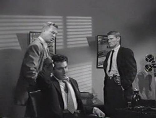 Alibi meurtrier, Naked Alibi, Jerry Hopper, 1954