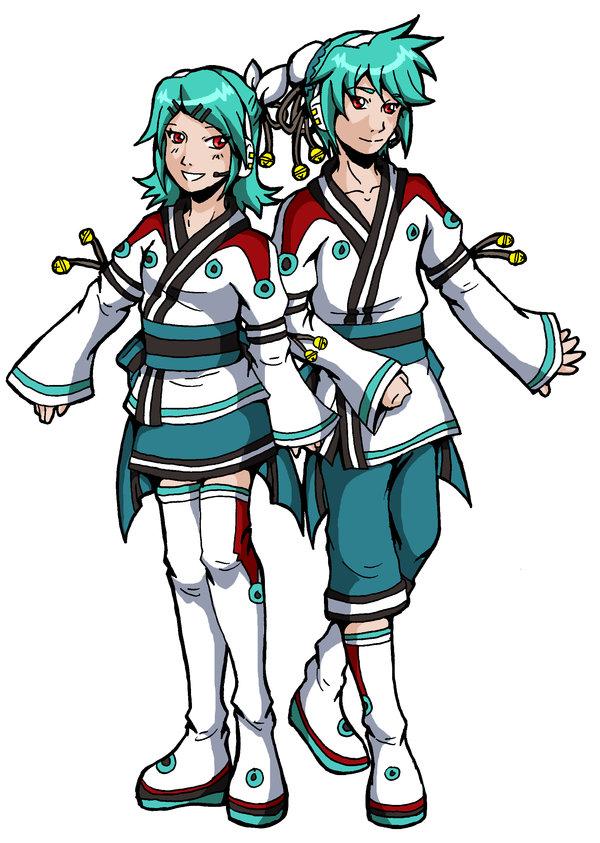 Renga & Chirin Suzunone