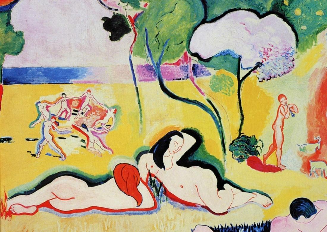 Henri Matisse (1859 -1954) / le chef de file du fauvisme