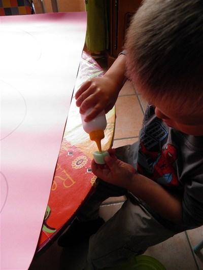Blog de sylviebernard-art-bouteville : sylviebernard-art-bouteville, Mattéo et Nohan - Août 2012