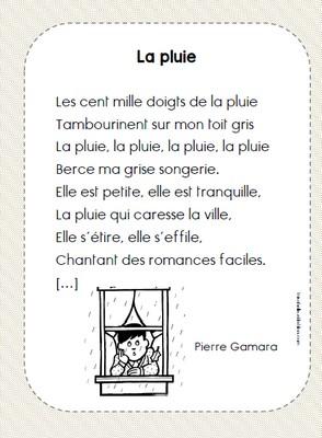 Poésies Sur Le Thème De Leau Tnisabelle