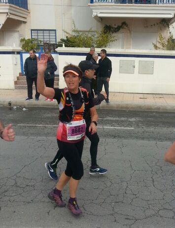 Semi Marathon de Santa Pola (Espagne) - Dimanche 22 janvier 2017