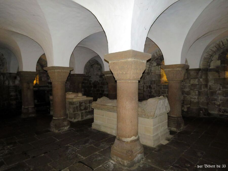 Abbaye Bénédictine de Quiperlé - 4