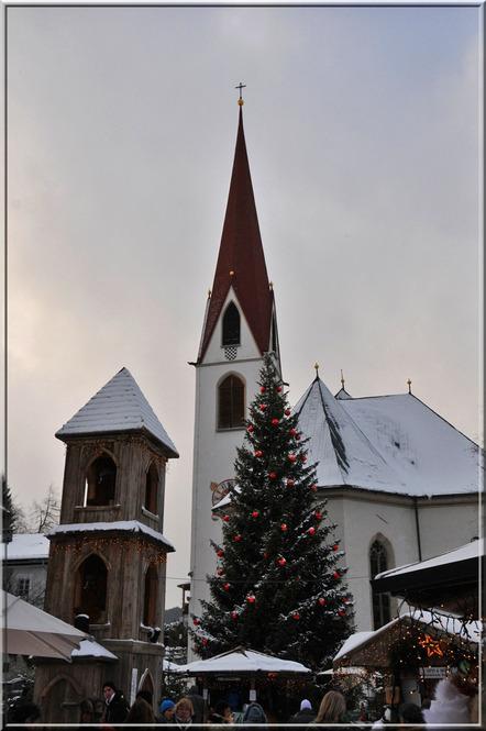 Seefeld près d'Innsbruck (Autriche)