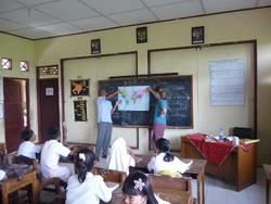 Premiers jours à Java