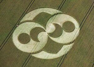 ROSWELL ET LE CROP CIRCLE