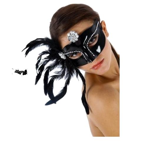 tube femme masqué