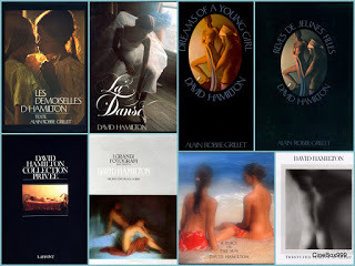 Addition to the complete collection of photographs by David Hamilton.