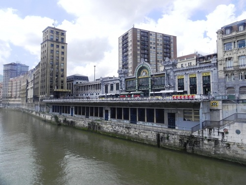 Promenade dans Bilbao (photos)
