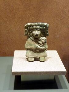 Mexico Musée poupée