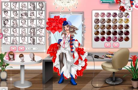 Le salon de coiffure relooké!