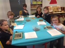 Projet histoire 3 : l'école au Moyen Age