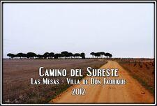 Camino del Sureste Las Mesas → Villa de Don Fadrique
