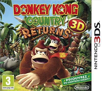 Donkey Kong Country Returns 3D [EUR]