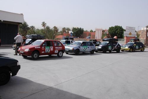 Rallye AX