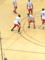 BAB contre USV RE basket