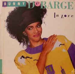 Bunny DeBarge - In Love - Complete LP