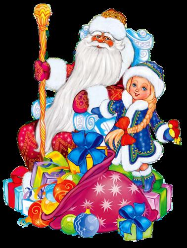 Tubes Noel/Nouvel An (2015) - thème Pères Noel - série 14