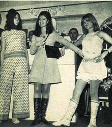 15 février 1967 : La Boutique au Salon de la Maille.