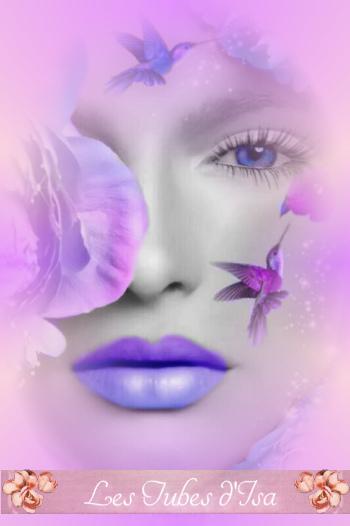 FVM0019 - Tube femme visage mist