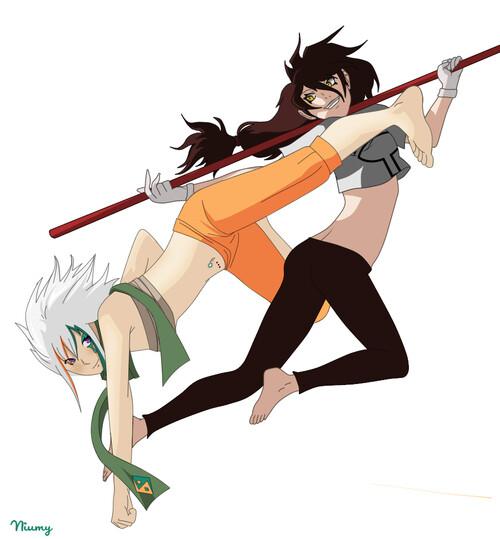 Ayumi & Anaïs