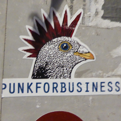 PUNK FOR BUSINESS ? - 5