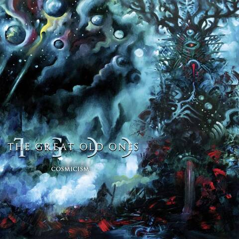 """THE GREAT OLD ONES - """"Nyarlathotep"""" Lyric Video"""