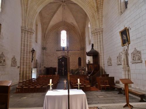 L'abbaye de Bassac et la matson natale de Mitterrand à Zarnac (photos)