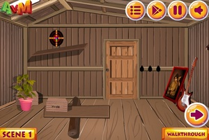 Jouer à AVM Tricky wood house escape