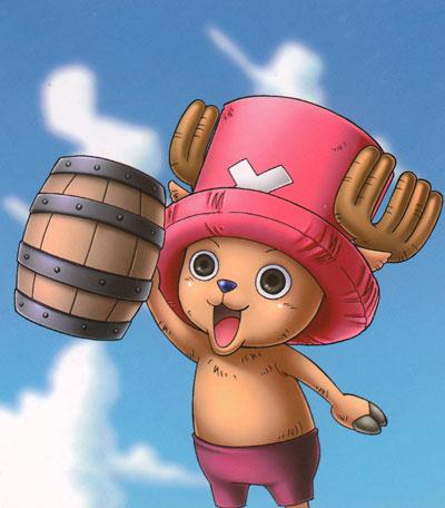 Image de Nami , Robin , chopper