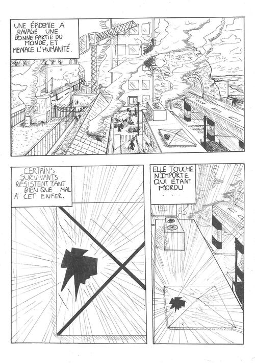 Planches DyingLight#1
