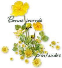 Créations printanières - Poème Le printemps - MCreations