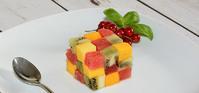 Rubik's cube de fruits étape 4