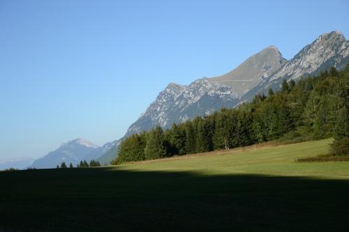 Ballade dans les Alpes