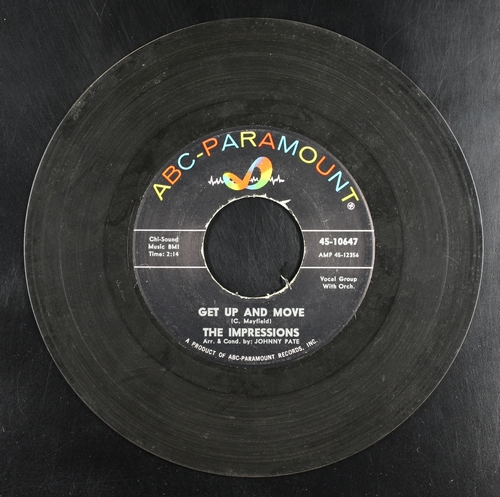 1965 : Single SP ABC Paramount Records 10647 [ US ]