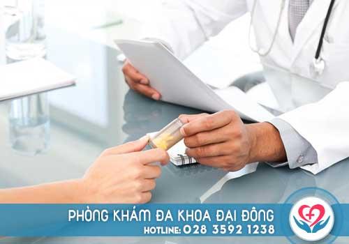 Phá thai 4 tuần bằng thuốc tại đa khoa Đại Đông