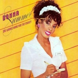 Donna Summer - She Works Hard For The Money - Complete LP