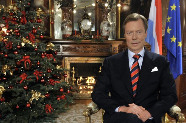Joyeux Noël du Grand Duc