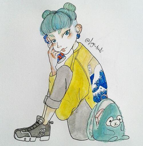 mes dessins n° 89