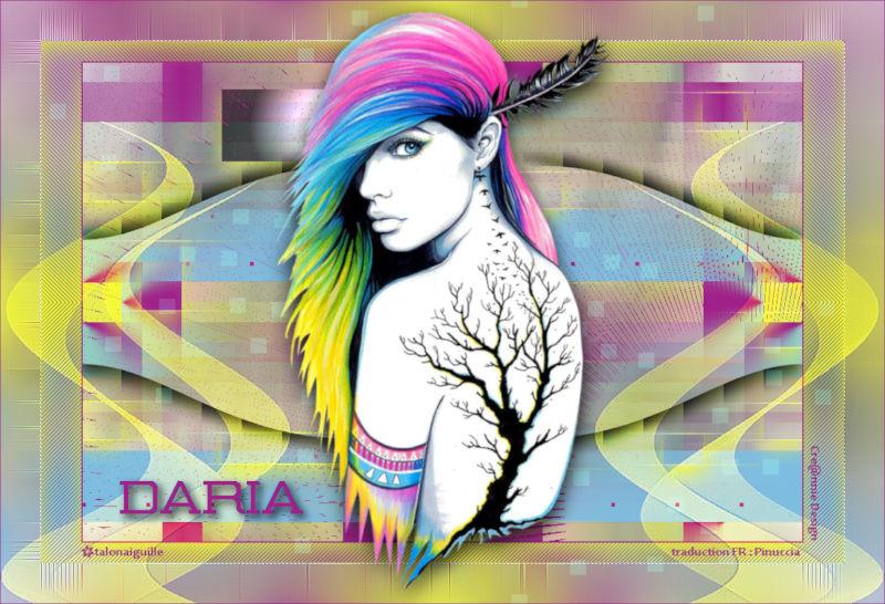 *** Daria ***